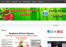 Raspberryketoneexpress.com